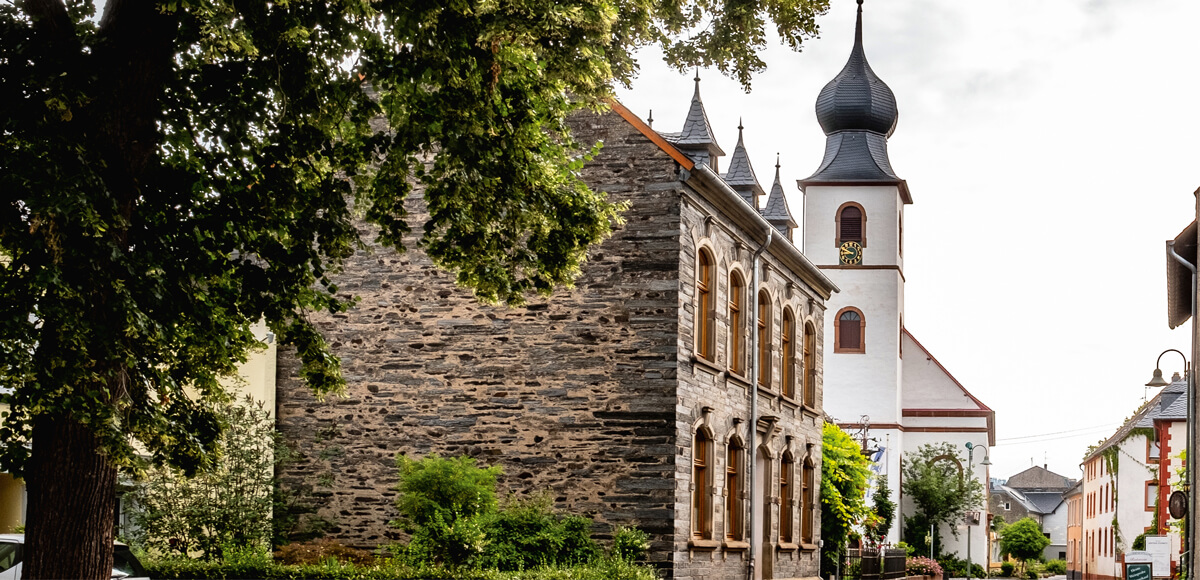 Pfarrkirche St. Remigius